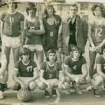 Equipes cadets (années 70) - fournie par Philippe Van Loo